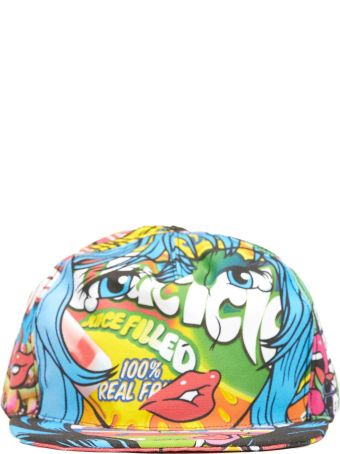 Moschino Printed Cap