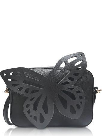 Sophia Webster Flossy Butterfly Camera Bag