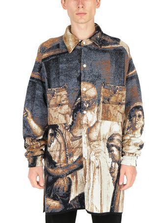 ih nom uh nit - Oversize Shirt