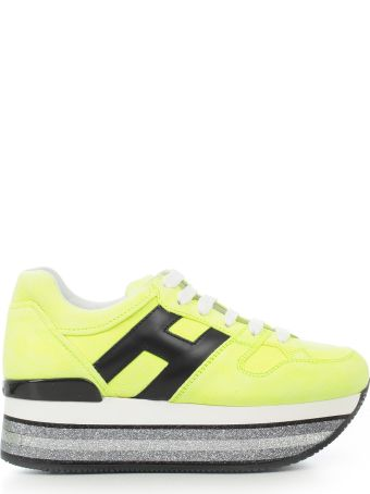 Hogan Maxi Sport Inspired Sneakers
