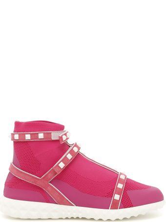 Rockstud Sock Sneakers