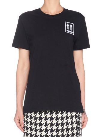 Off-White 'stripes Casual Tee' T-shirt