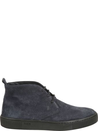 Tod's Chelsea Lace-up Boots