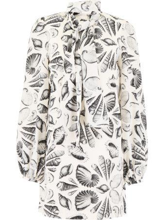 Alexander McQueen Cabinet Of Shells Dress