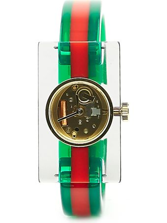 Gucci 'vintage Web' Watch