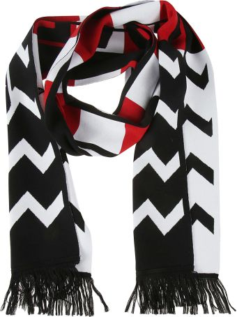 Stella McCartney Graphic Print Scarf