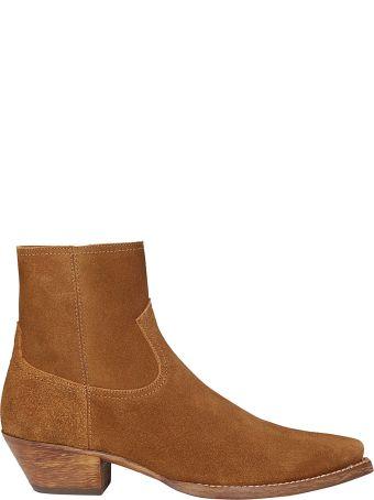 Saint Laurent Luke Boots