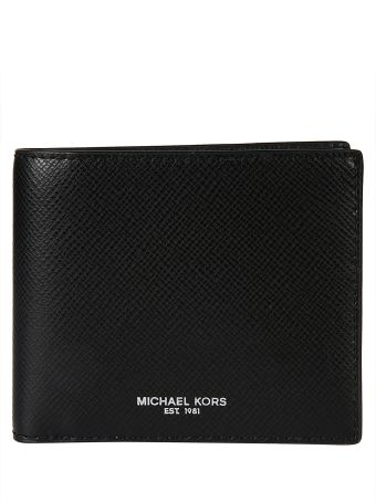 Michael Kors Textured Bryant Bifold Wallet