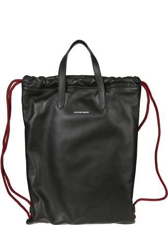 Alexander McQueen Drawstrings Bucket Bag