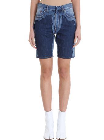 Maison Margiela Ble Denim Shorts