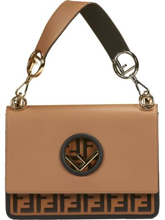 Fendi Kan I F Shoulder Bag
