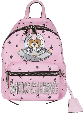 Moschino Space Teddy Bear Backpack