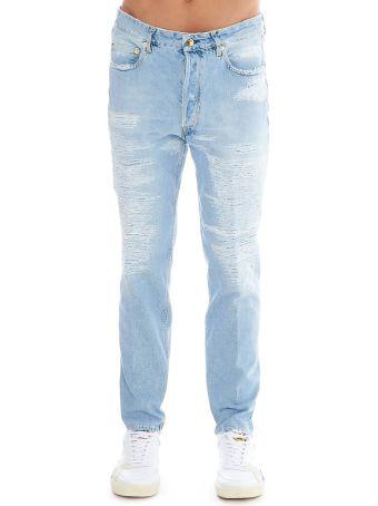 Golden Goose 'happy' Jeans