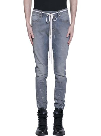 REPRESENT Essential Cotton Jeans
