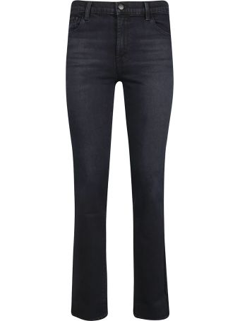 J Brand Maude Mid Rise Jeans