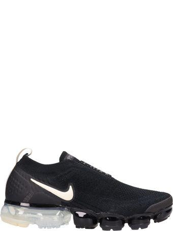 Nike Air Vapormax In Black Fabric