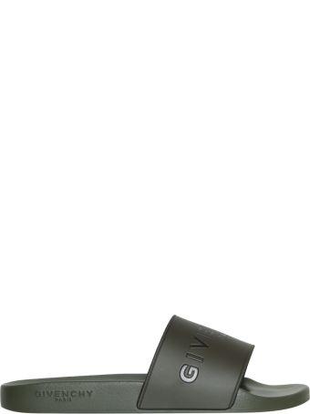 Givenchy Logo Slides