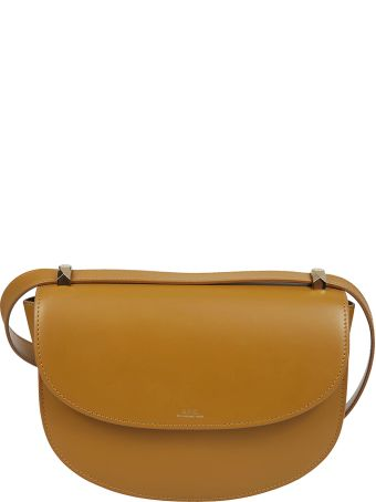 A.P.C. Saddle Shoulder Bag