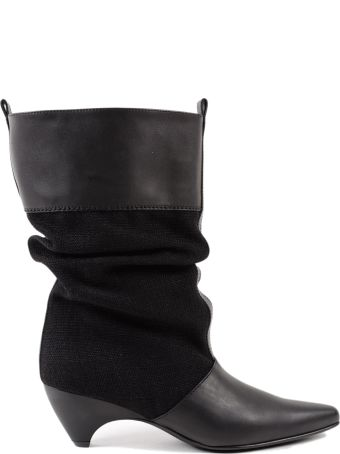 Stella McCartney Plastic Boot Tunit Sole