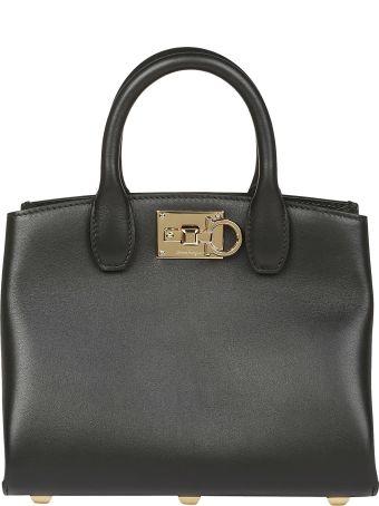 Salvatore Ferragamo Studio Shoulder Bag