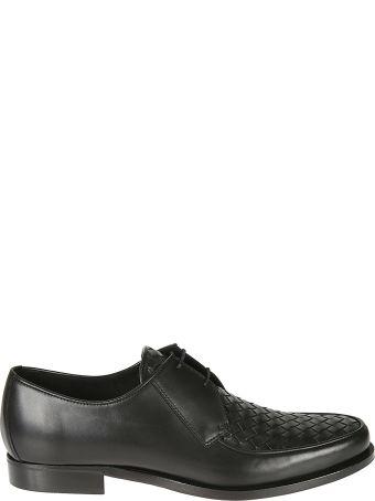 Bottega Veneta Intrecciato Oxford Shoes