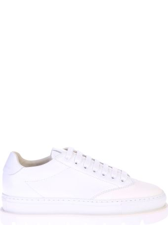 MM6 Maison Margiela Leather Sneakers