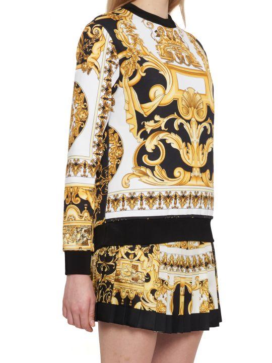 Versace 'barocco' Sweater