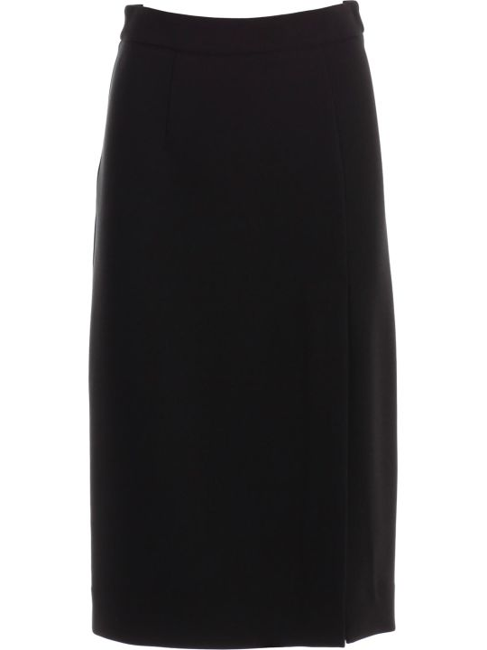 Parosh Skirt Pencil W/split