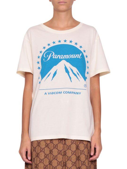 Gucci Paramount Cotton T-shirt