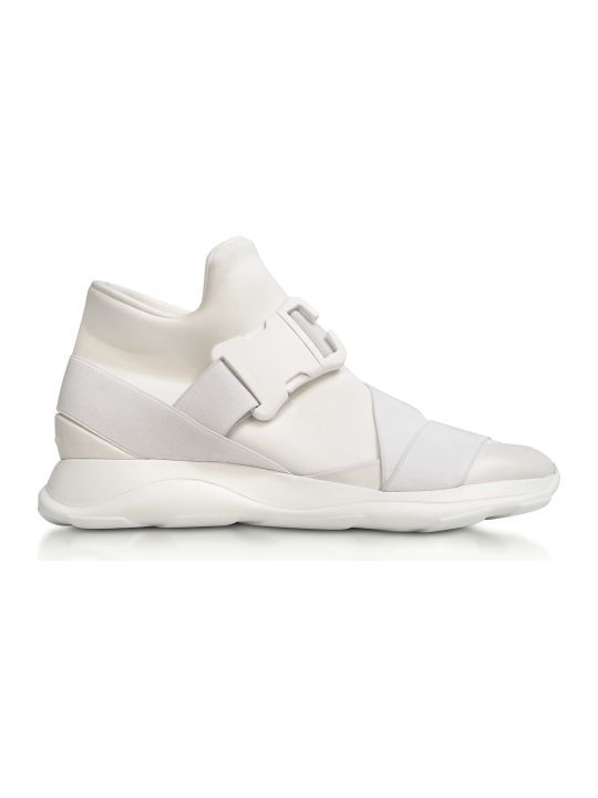 Christopher Kane Neoprene High Top Women's Sneakers