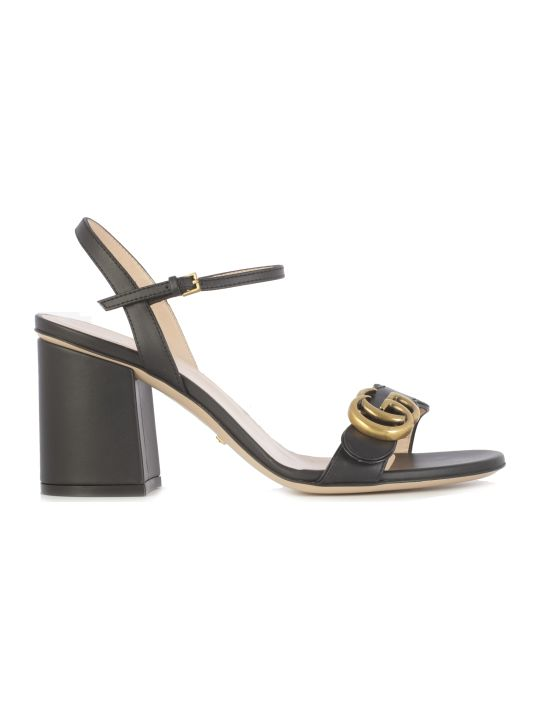 Gucci Lifford Gg With Ankle Strap