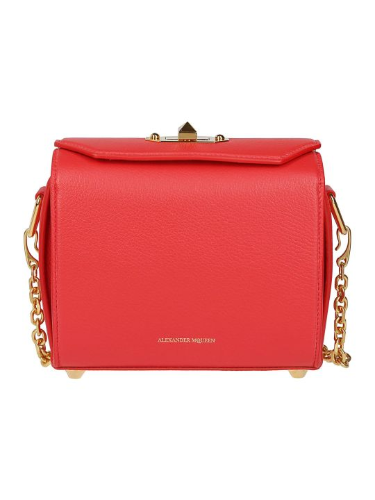Alexander McQueen Box Shoulder Bag