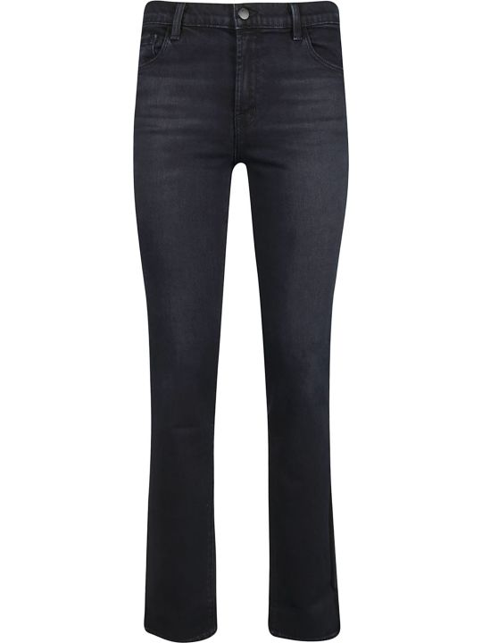 J Brand Maude Mid Rise Jeans