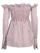 Victoria Beckham Striped Top