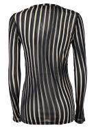 Diane Von Furstenberg Fitted Pullover