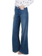 J Brand Lynette Super-wide Low-rise Jeans