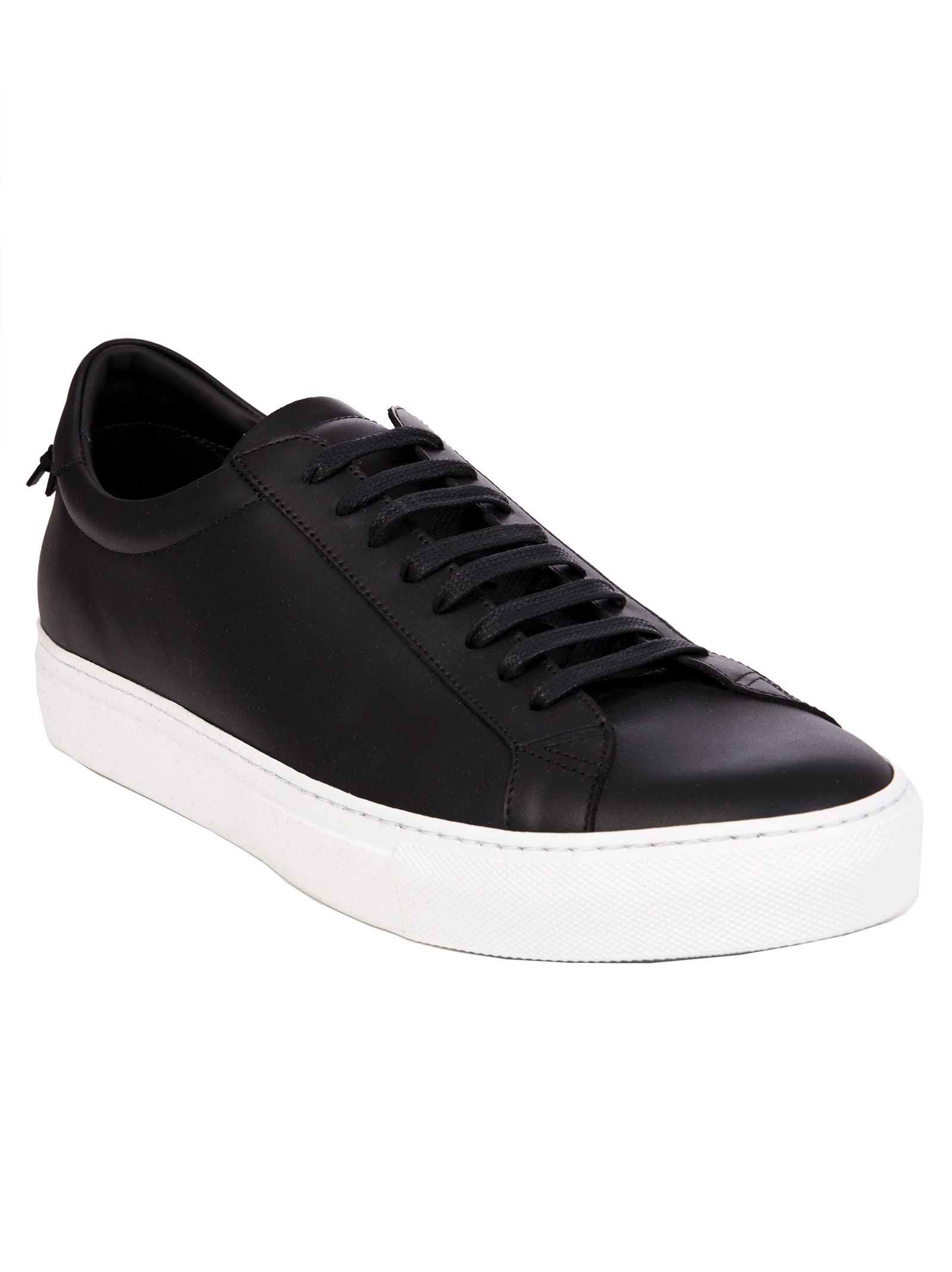 GIVENCHY PARIS URBAN STREET SNEAKERS IN BLACK