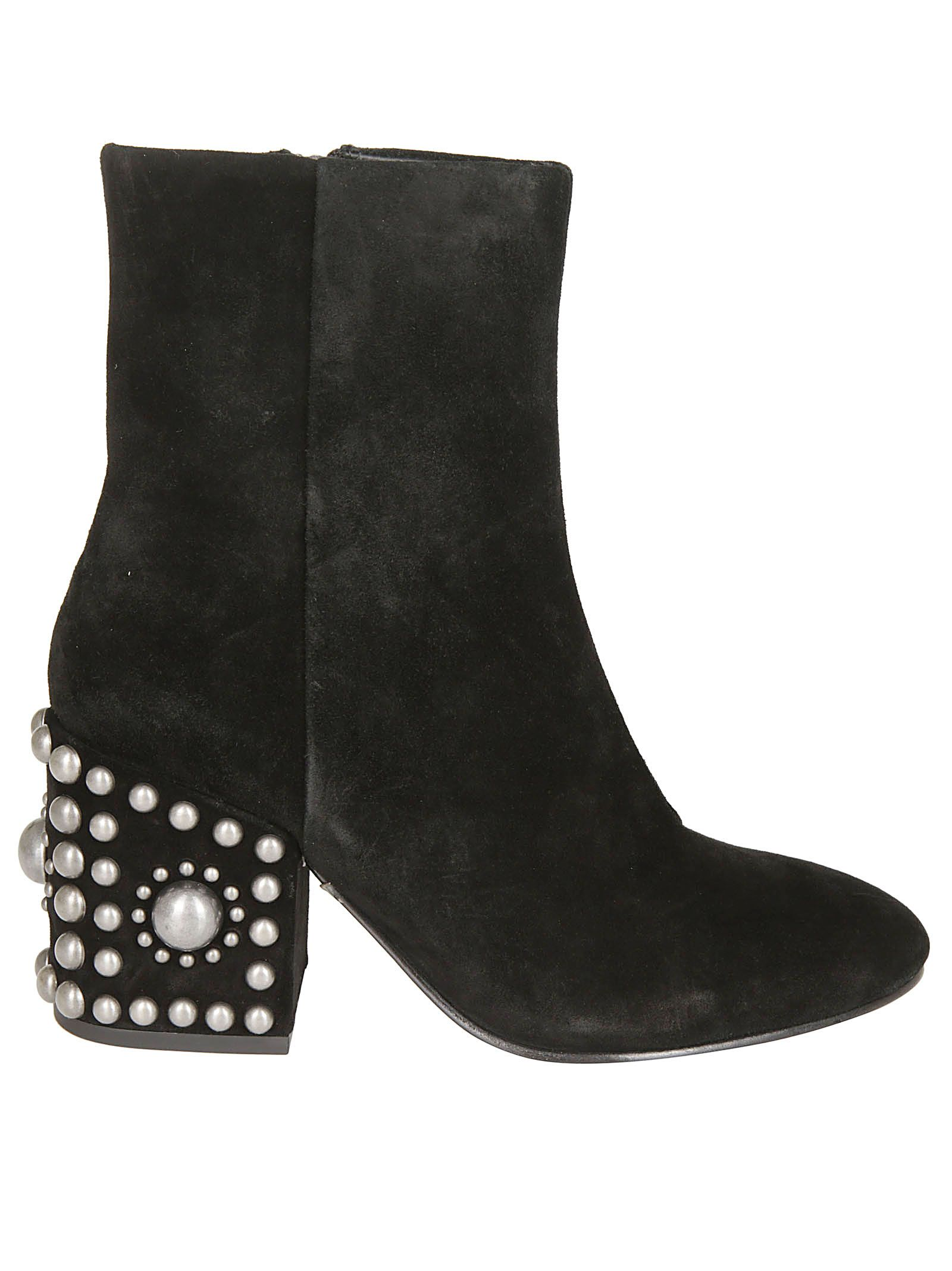 Era Ankle Boots in Black