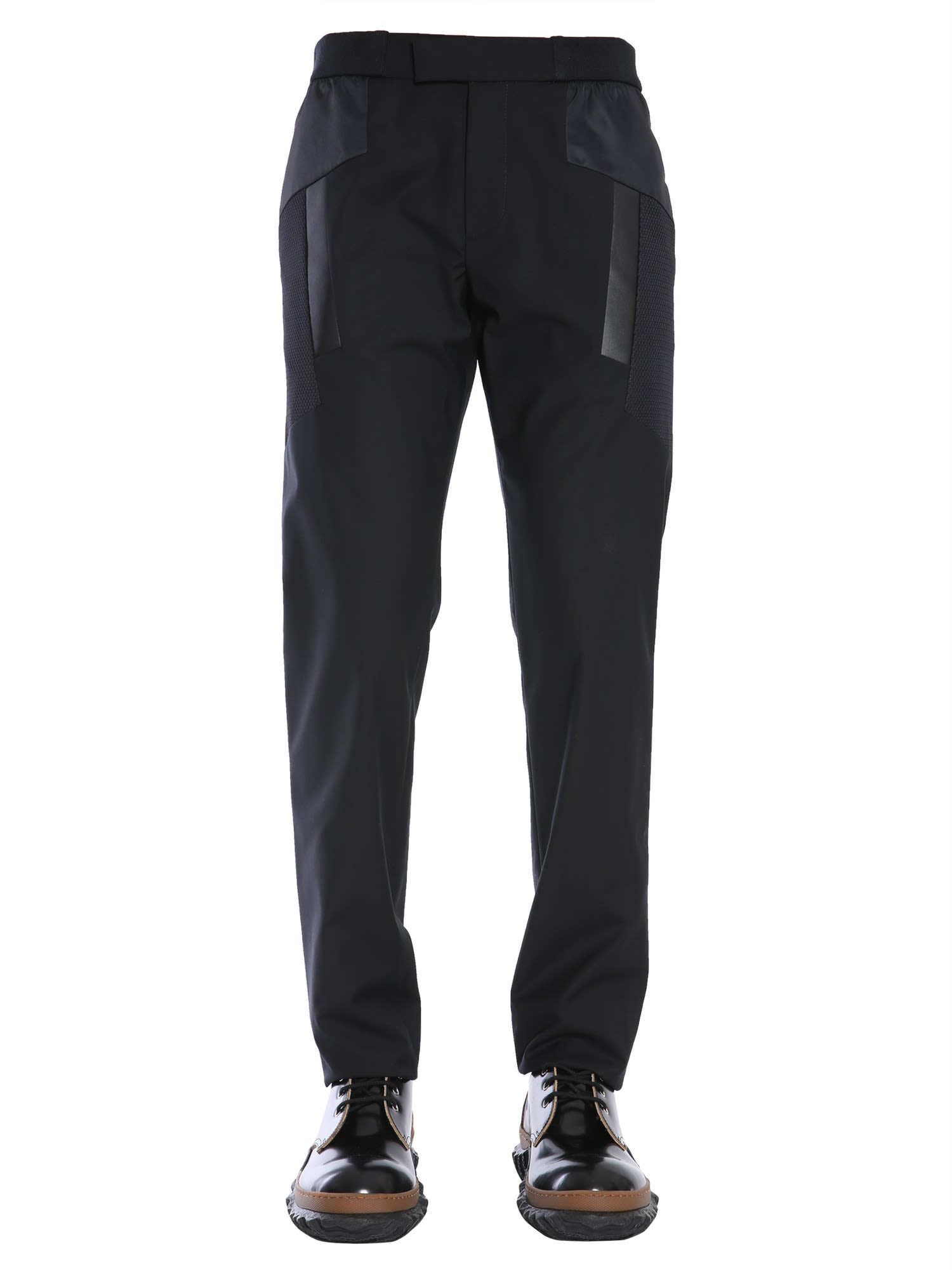 LES HOMMES TROUSERS WITH ELASTIC WAISTBAND