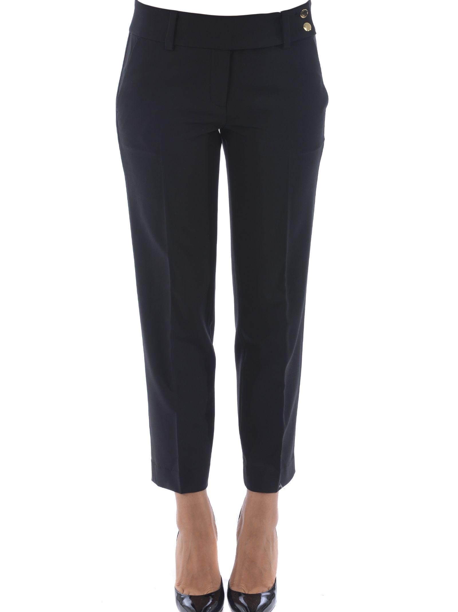 Michael Kors Cropped Straight-leg Trousers