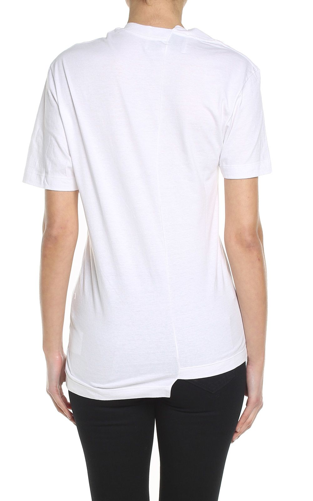 Footlocker Finishline Online Asymmetric cotton-jersey t-shirt Fruit of the Loom x Cedric Charlier Cedric Charlier 2018 New Online Factory Outlet Cheap Price tnzCphx3
