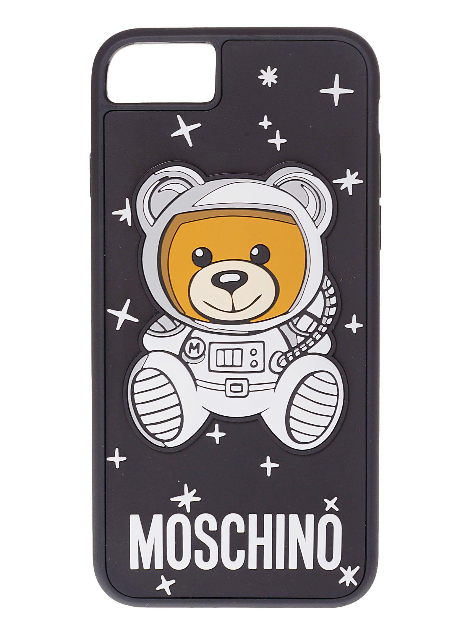 Teddy Bear Iphone 8 Case in Black