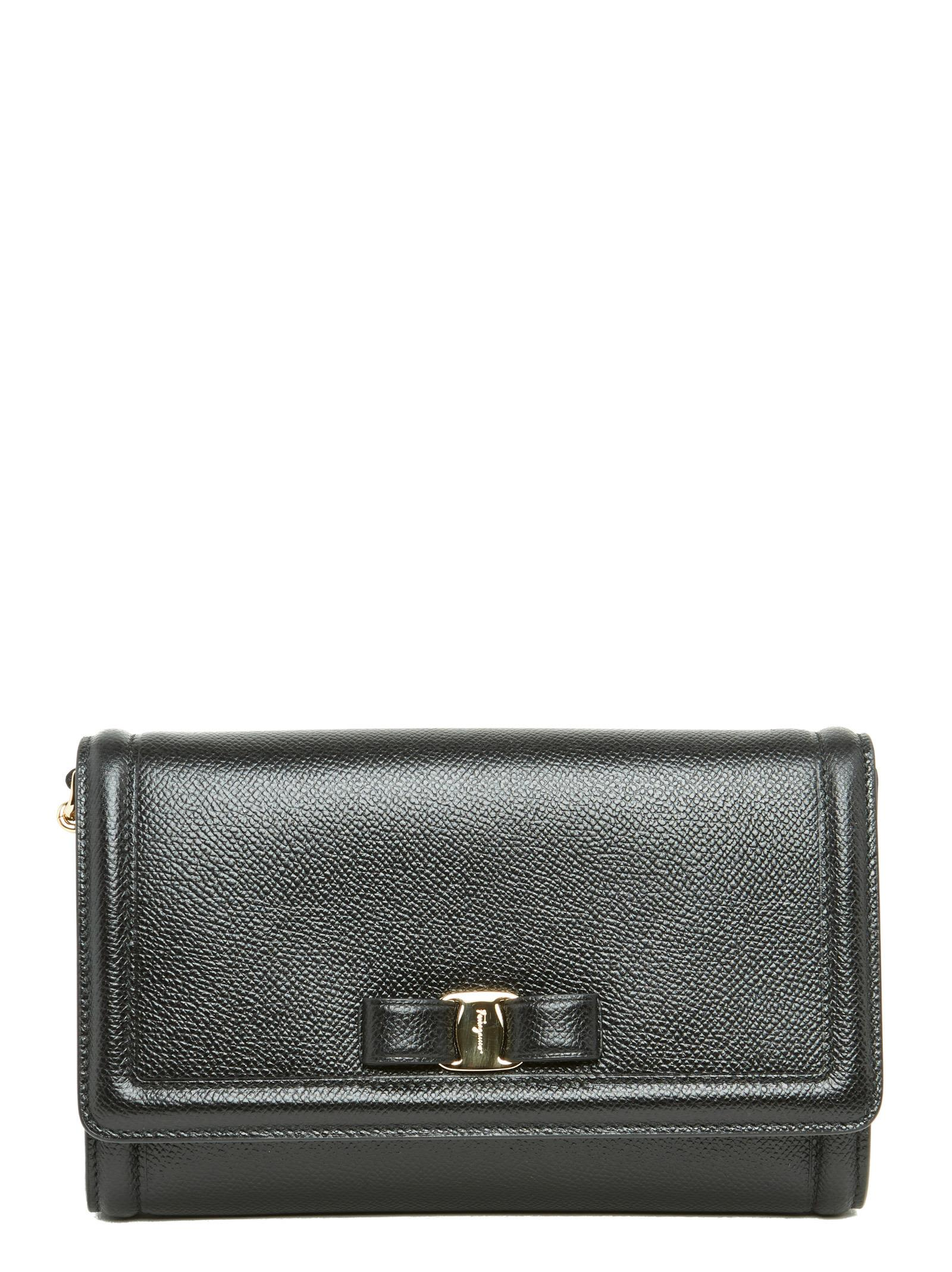 Salvatore Ferragamo 033 clutch