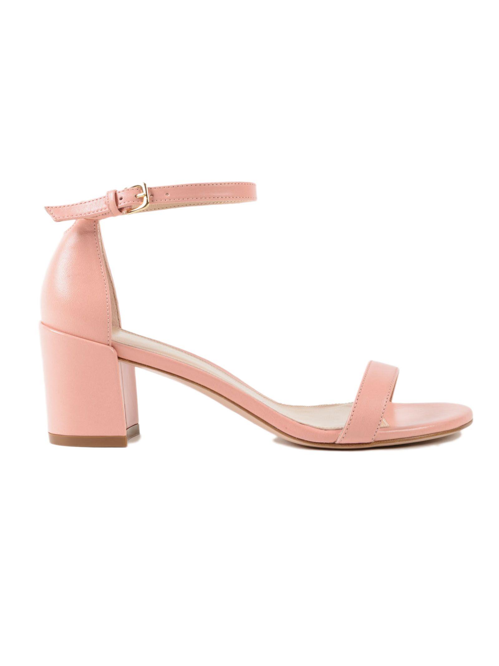 Stuart Weitzman Simple Nappa Sandals