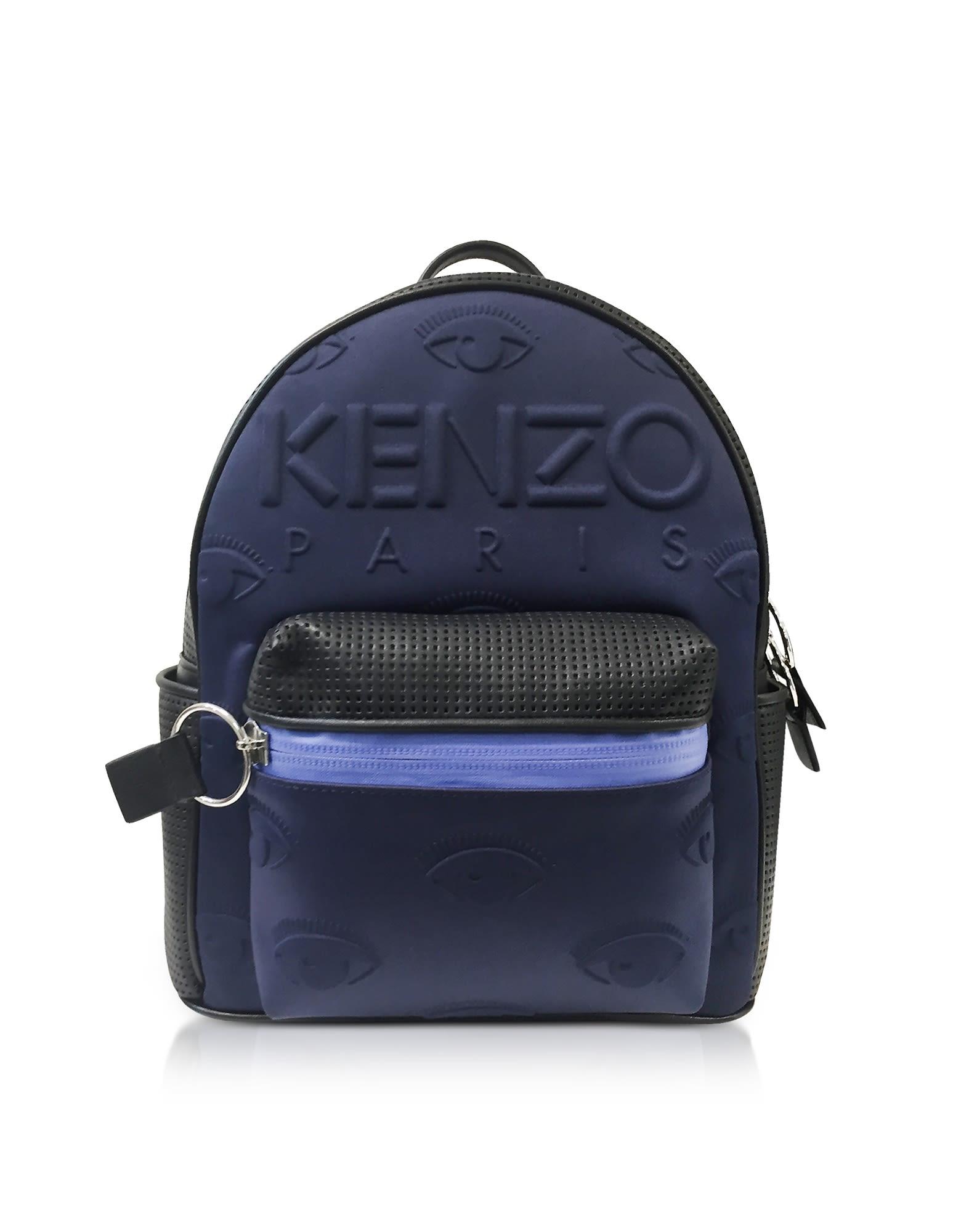 KENZO Ink Blue Large Kombo Backpack