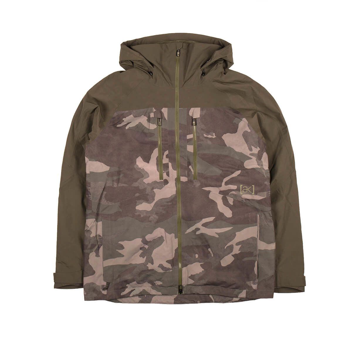BURTON Goretex Swash Jacket in Green