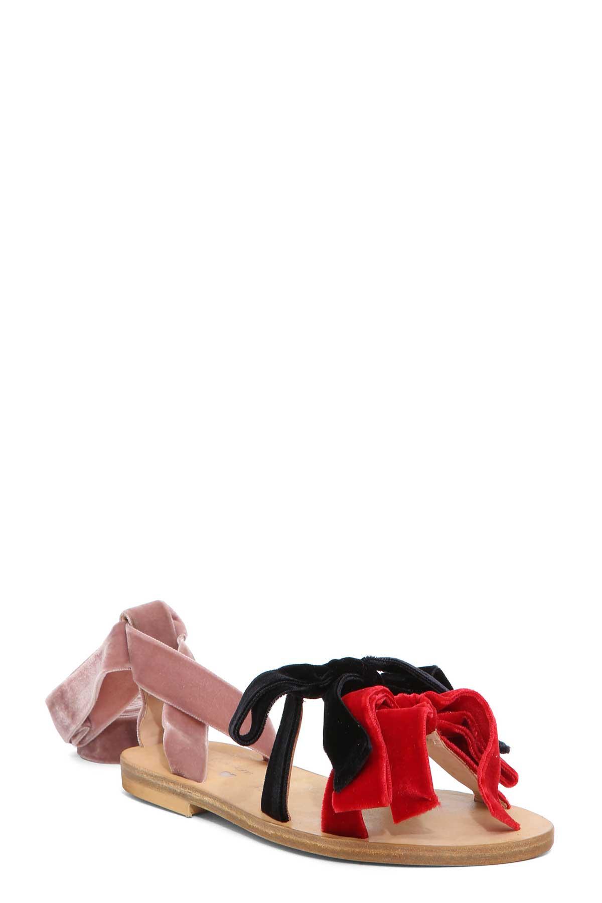 Velvet sandals Gia Couture SV1pVO