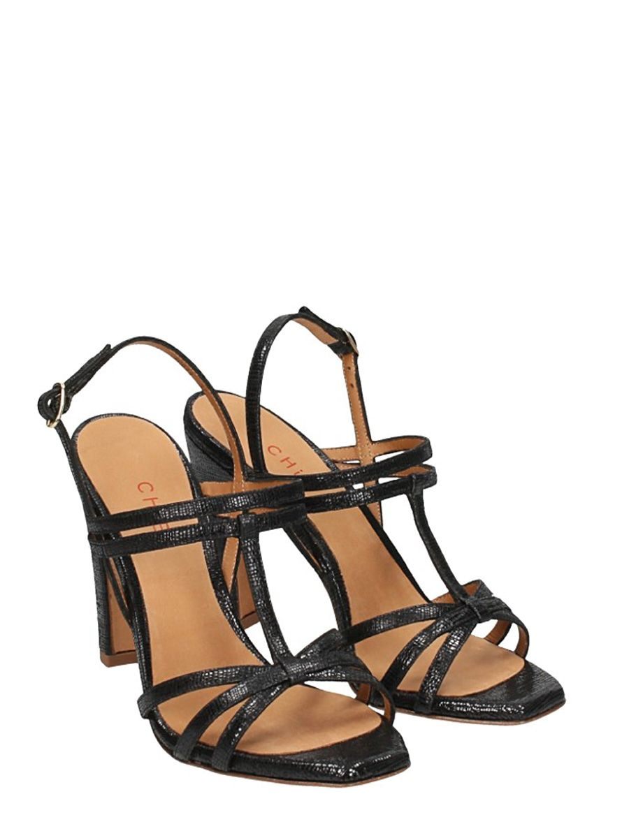 Chie Mihara Eiden 32 Shiny Leather Sandals Cheap Sale 2018 Newest Sale Wiki Cheap With Paypal Clearance Countdown Package XWqecbn