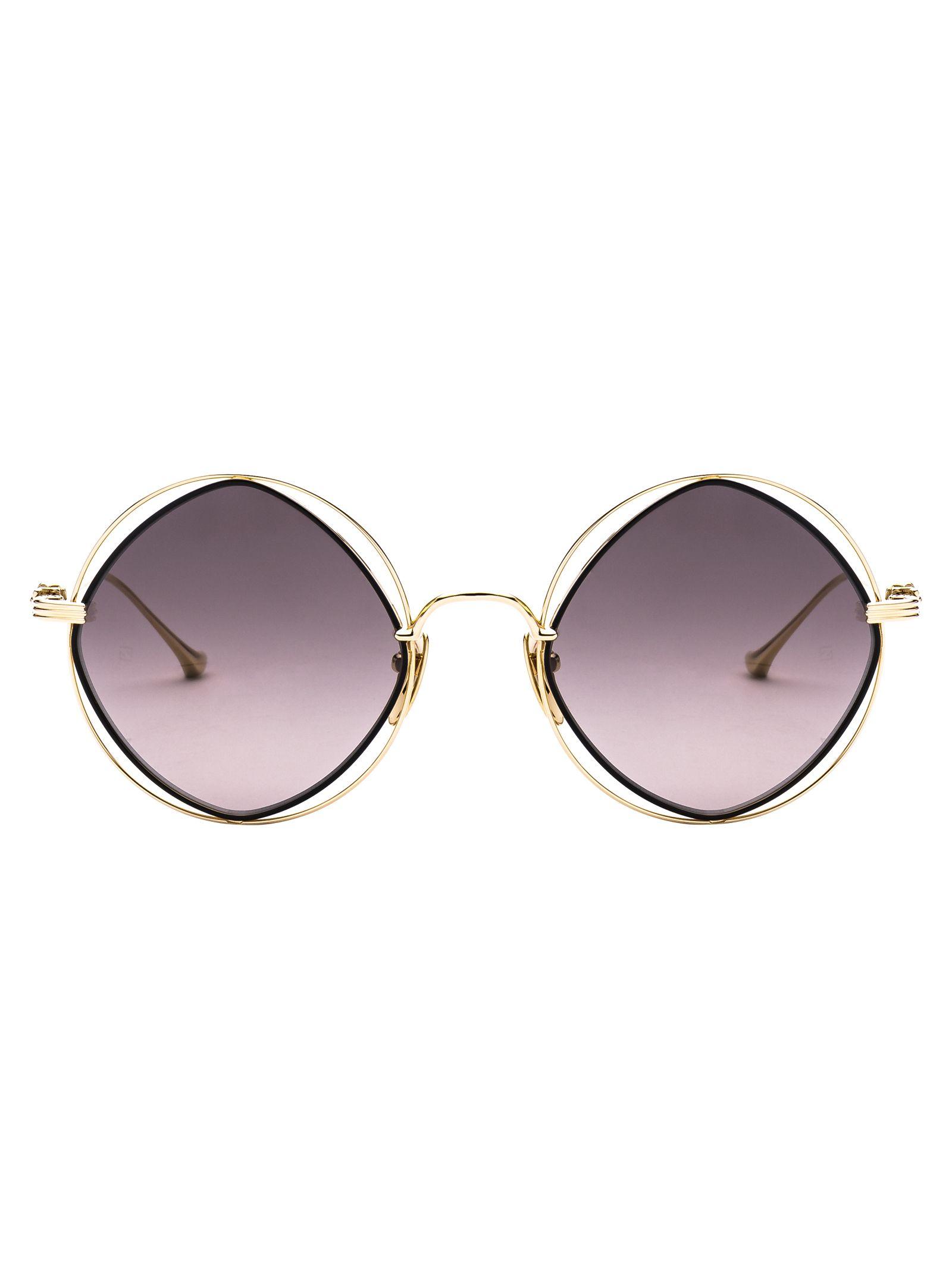 CHROME HEARTS Semenstress Sunglasses in Mbkgp