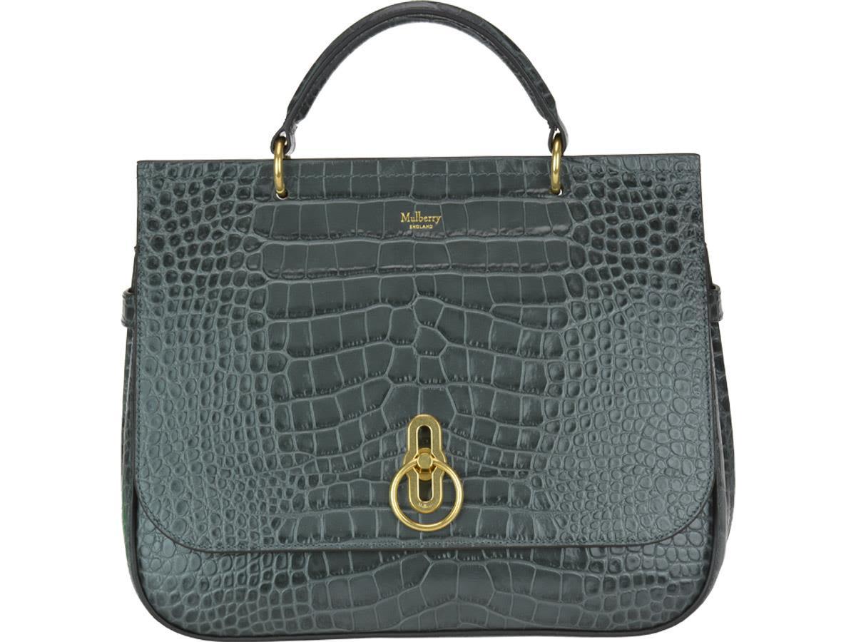 Amberley Bag, Seal Grey